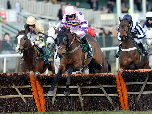 Zarkandar leads the Aintree Hurdle field
