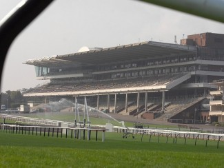 Watering at Cheltenham