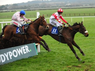 Gallant Oscar jumps past Los Amigos at the last