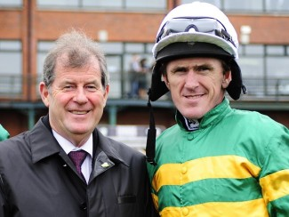 JP McManus and Tony McCoy