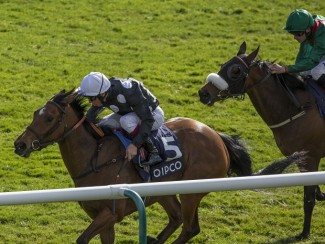 Jazzi Top wins under Frankie Dettori
