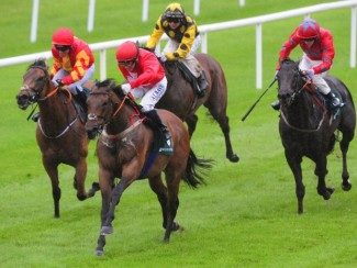 Gordon Lord Byron isn't for catching at the Curragh