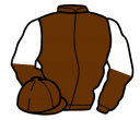Jockey silk for Fleetwoodsands