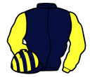 Jockey silk for Poppy Bond
