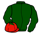 Jockey silk for Marshgate Lane