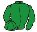 Jockey silk for Father Jack
