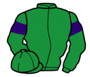 Jockey silk for Tarraco