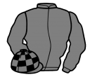 Jockey silk for Missile Command