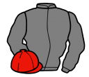 Jockey silk for Al Mamun Monlau