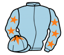 Jockey silk for Samstown