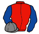 Jockey silk for Carrigkerry
