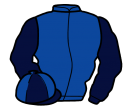 Jockey silk for Tigresse Bleue