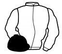 Jockey silk for Take A Bow