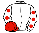 Jockey silk for Illustrious Prince