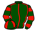 Jockey silk for Benvolio