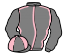Jockey silk for Maudlin Magdalen