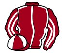 Jockey silk for Argaki