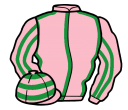 Jockey silk for Perennial