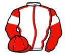 Jockey silk for Ryton Runner