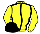 Jockey silk for Waseem Faris