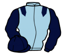 Jockey silk for Dewala
