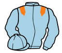 Jockey silk for Toormore