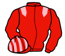 Jockey silk for Iron Major