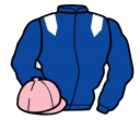 Jockey silk for Wateed