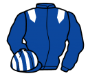 Jockey silk for Aljamaaheer