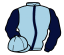Jockey silk for Tiradia
