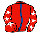 Jockey silk for Sire De Grugy