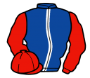 Jockey silk for Four Winds