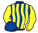 Jockey silk for Mister Wiseman
