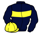 Jockey silk for Frangipanni