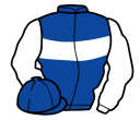 Jockey silk for Emperor's Choice