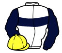 Jockey silk for False Witness