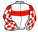 Jockey silk for Star Trouper