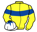 Jockey silk for Macnicholson