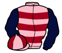 Jockey silk for Court Appeal