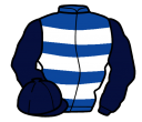 Jockey silk for Diaktoros