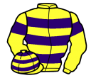 Jockey silk for Sametegal