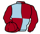 Jockey silk for Blake Dean