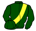 Jockey silk for Alder Mairi