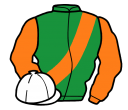 Jockey silk for Loughalder