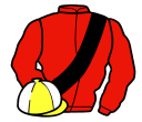Jockey silk for Cape Cay
