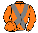 Jockey silk for Commitment