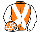Jockey silk for Trojan Rocket