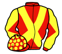 Jockey silk for Overclear