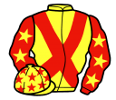 Jockey silk for Tayarat