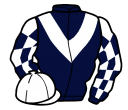 Jockey silk for Suburban Bay